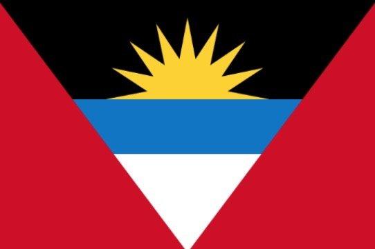 アンティグア・パーブーダの国旗