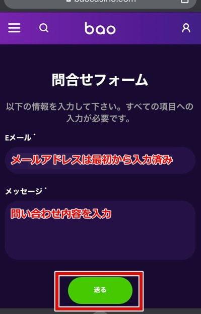 Baocasino support5