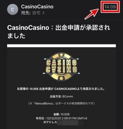 カジノカジノ ライトコイン出金